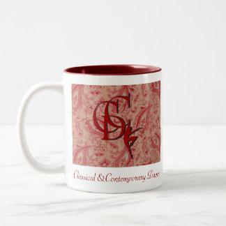 CCD Martha Graham quote Mug
