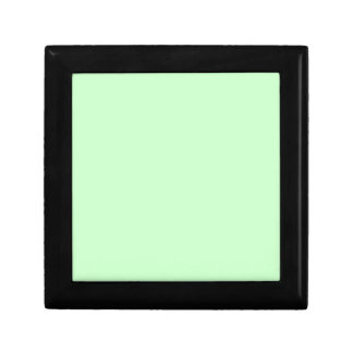 #CCFFCC Hex Code Web Color Light Mint Green Gift Box