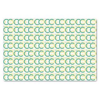 CC's Bat Mitzvah Tissue Paper