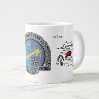 CCT Combat Control Team Special Tactics Large Coffee Mug
