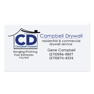 CD Business Card