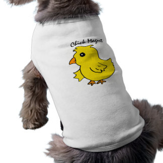 CD- Chick Magnet Pet Clothing