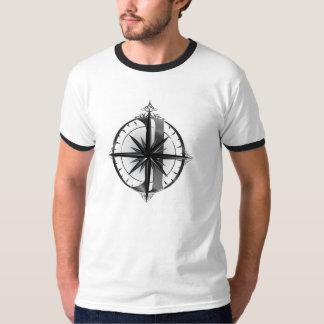 CD Compass Design T-Shirt