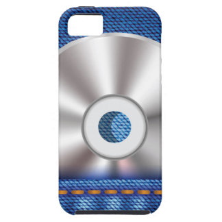 CD Disc iPhone 5 Case