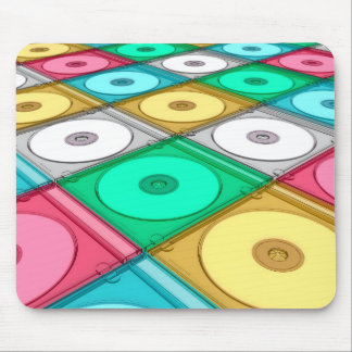 CD disc Mouse Pad