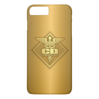 CD (gold)(diamond) iPhone 7 Plus Case