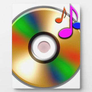 CD PLAQUES