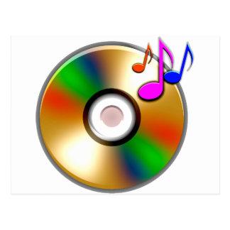 CD POSTCARD