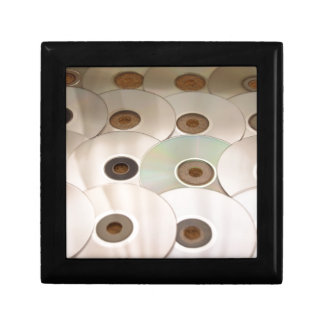 cd small square gift box