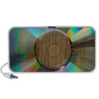 cd iPhone speakers