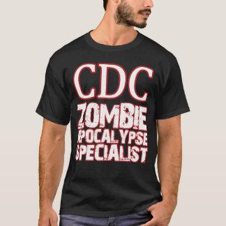 CDC Zombie Apocalypse Specialist T-Shirt