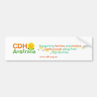 CDH Australia Bumper Sticker