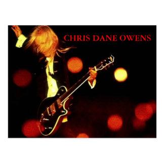 CDO-Guitar Chord Postcard
