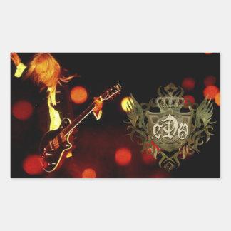 CDO-Guitar Chord- Sticker