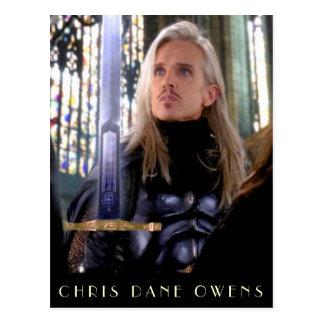 CDO- Sword Of Sverion- Post Card