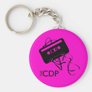 CDP Mix-Tape Key Chain