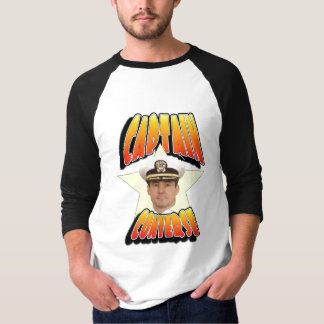 CDR CONVERSE CAPTAIN OF THE USS LOUISIANA T-Shirt