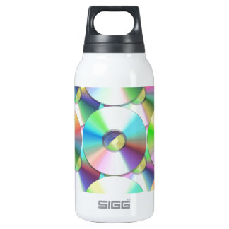CDs 0.3 Litre Insulated SIGG Thermos Water Bottle