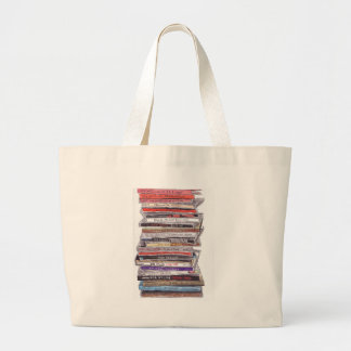 CD's Canvas Bags