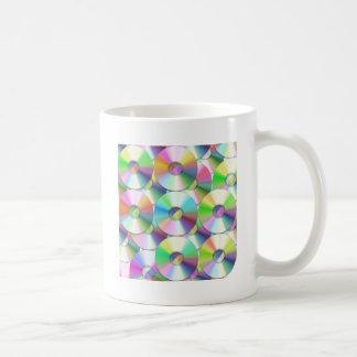 CDs Basic White Mug