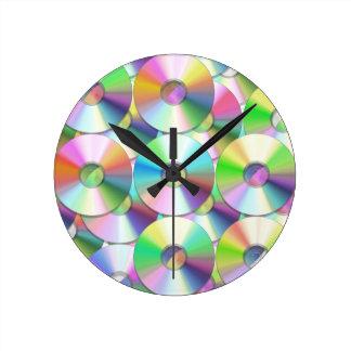 CDs Clocks