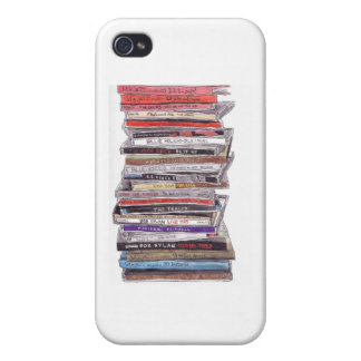 CD's iPhone 4/4S Cover