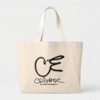 CE Crisher Entertainment Jumbo Tote Bag