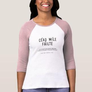 Cead Mile Failte T-Shirt