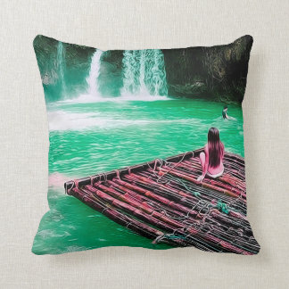 Cebu, Philippines (2).jpg Throw Pillow