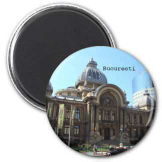 CEC Palace in Bucharest Magnet