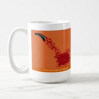 Ceci n est pas un molecule mug
