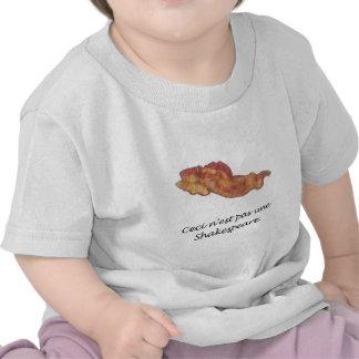 Ceci n est pas une Shakespeare T-shirts