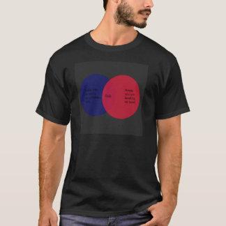 Cecilia: The venn diagram T-Shirt