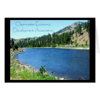 CEDA - Clearwater River Horizontal Card