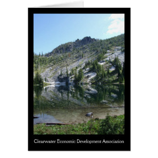 CEDA - Idaho's East Gospel Lake - Customized Card