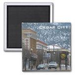 Cedar City Fridge Magnets