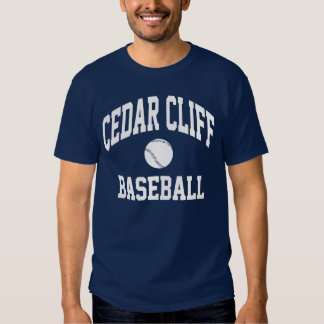 Cedar Cliff Baseball T-shirt