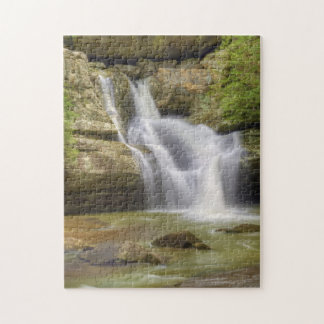 Cedar Falls, Hocking Hills Ohio Jigsaw Puzzle
