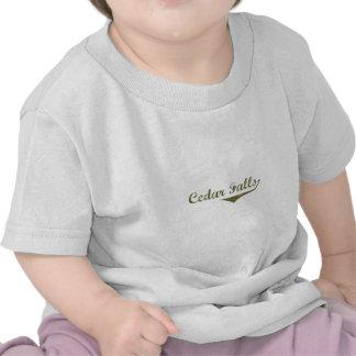 Cedar Falls Revolution t shirts
