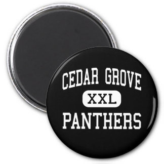 Cedar Grove - Panthers - High - Cedar Grove Magnet