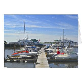 Cedar Island Notecard