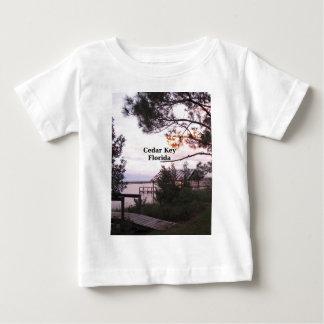 Cedar Key Florida Baby T-Shirt