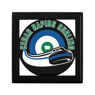 Cedar Rapids Curling Gift Box