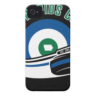Cedar Rapids Curling iPhone 4 Case-Mate Case