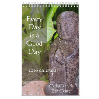 Cedar Rapids Zen Center 2016 calendar