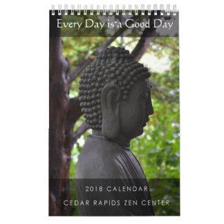 Cedar Rapids Zen Center 2018 Calendar