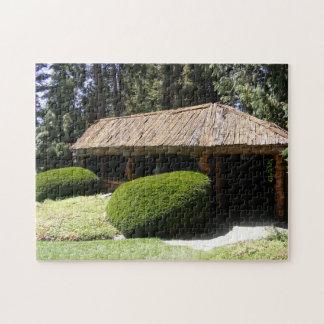 Cedar Shack Puzzle