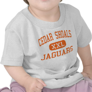 Cedar Shoals - Jaguars - High - Athens Georgia Tshirts