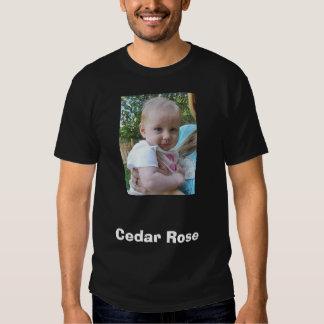 Cedar t-shirt_edited-1, Cedar Rose Tee Shirts