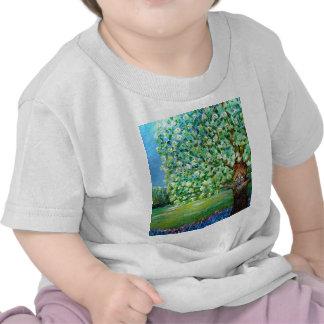 Cedar Tree T Shirts